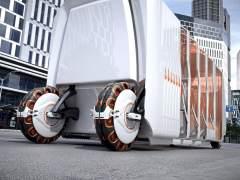 Los neumáticos del futuro podrían ser esféricos y girar 360º sobre su propio eje