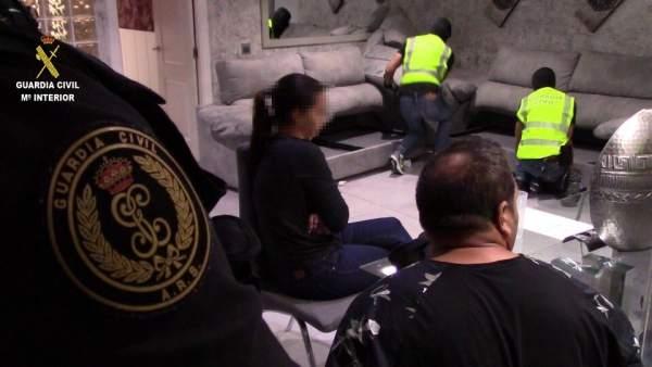 Detenidas cuatro organizaciones de tráfico de drogas en Tarragona