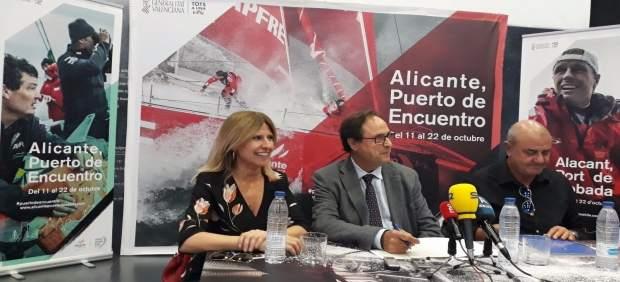 Eva Montesinos, Vicent Soler y Antonio Rodes
