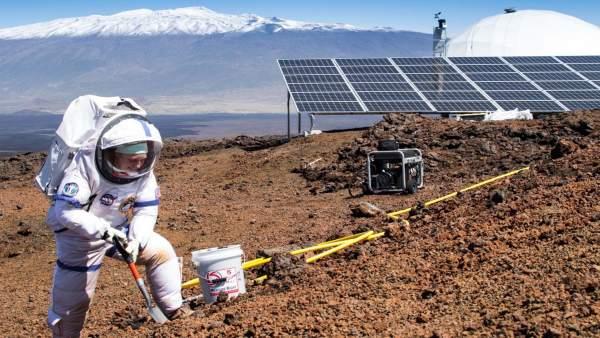 Mars Mission Simulation