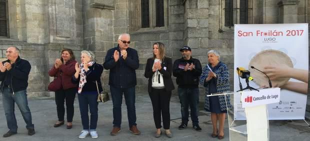 Presentación del San Froilán 2017