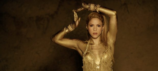 Shakira lanza el videoclip de 'Perro fiel' filmado en Barcelona