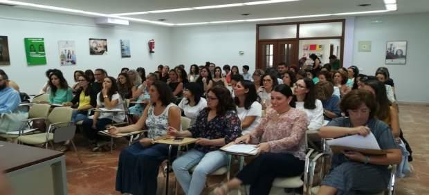 Jornada del IAM en Huelva sobre violencia de género.