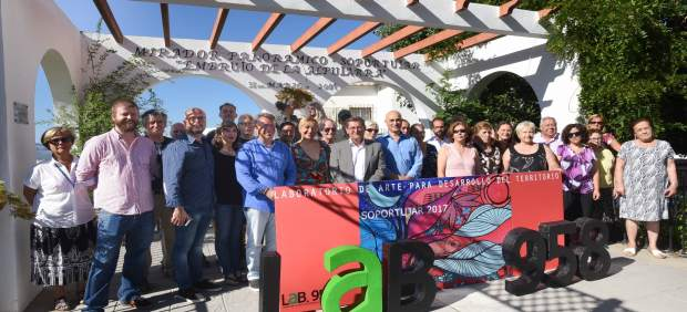 Soportújar (Granada) presenta su Laboratorio de Arte
