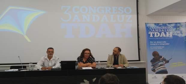 Presentación en Sevilla del III Congreso Andaluz de TDAH.
