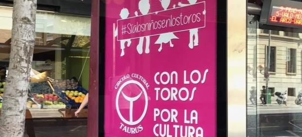 Marquesina del Círculo Taurus en Logroño
