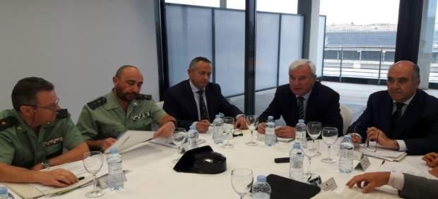 Junta Local de Seguridad en Alcañiz
