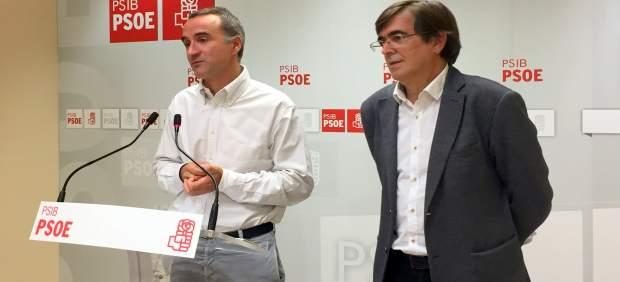 Nota De Premsa + Foto: Rdp Pere Joan Pons I Xisco Antich