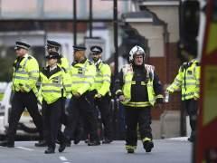 Séptimo detenido en relación con el ataque en el metro de Londres