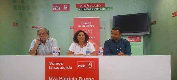 Eva Patricia Bueno aspira a liderar el PSOE.
