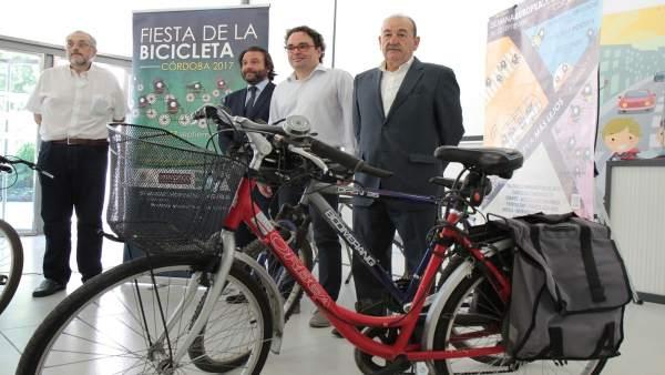 Presentación de la Fiesta de la Bicicleta