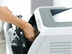 Denuncian que las impresoras HP rechaza cartuchos de tinta de otra marca