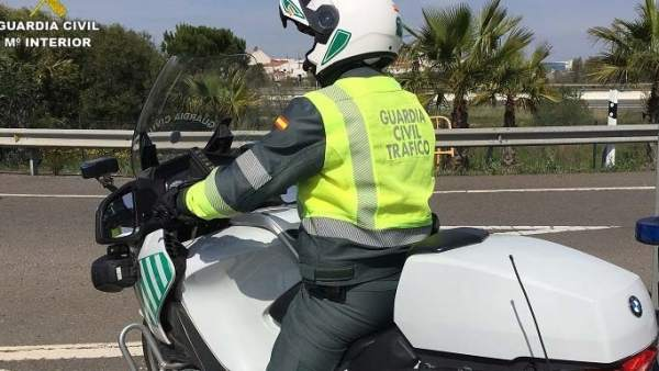 Agente de la Guardia Civil de Tráfico