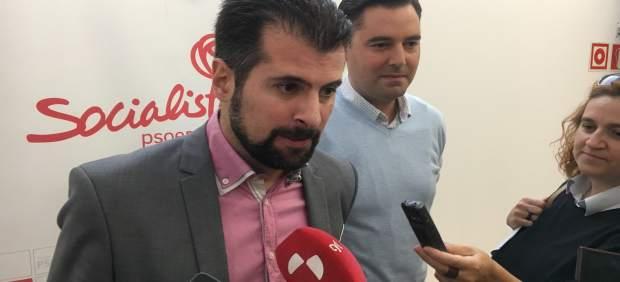 Tudanca en la Jornada Municipal en Burgos