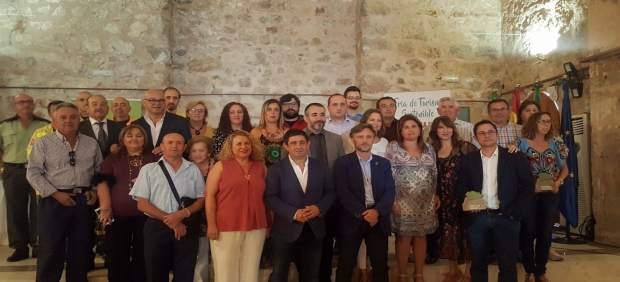 El Consejero Medio Ambiente en Cazorla, Segura y Las Villas.