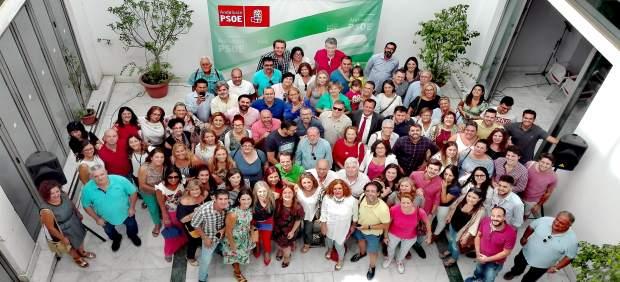 Verónica Pérez, reelegida al frente del PSOE de Sevilla