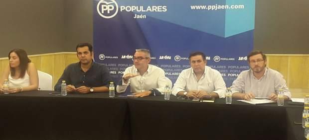 Comité de Gobiernos Locales del PP de Jaén