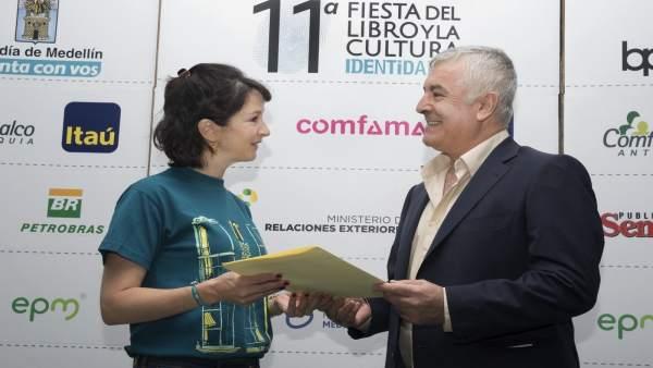 Lina Botero y Antonio María Flórez