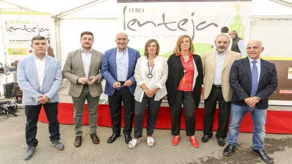 Mayorga (Valladolid). VI edición de la Feria de la Lenteja