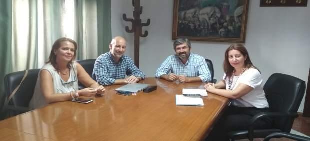 Coria del Río pone en marcha el proyecto Guadalhayan