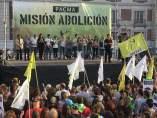 Manifestación de Pacma en Madrid