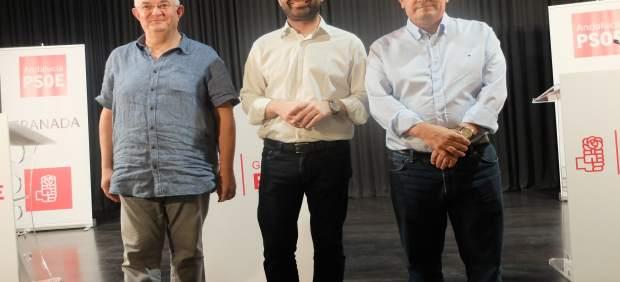 Precandidatos a la Secretaría General del PSOE de Granada
