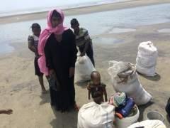La ONU alerta de situación desesperada de los rohinyás