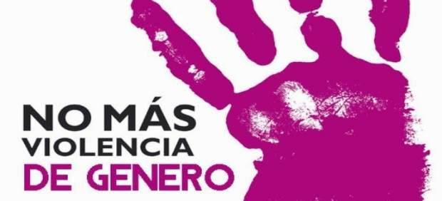Cartel 'No más violencia de género'