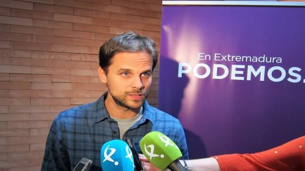Álvaro Jaén, en una imagen de archivo