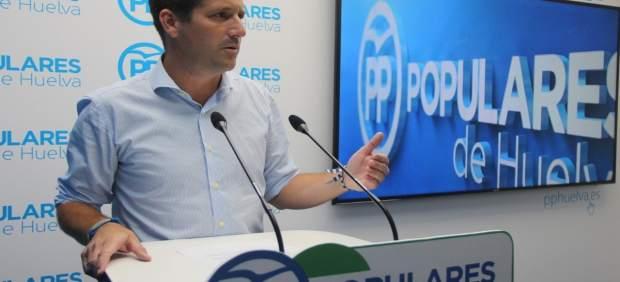 El parlamentario del PP Guillermo García de Longoria