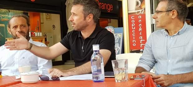 Díaz cassá rojo torremolinos café ciudadano ciudadanos málaga