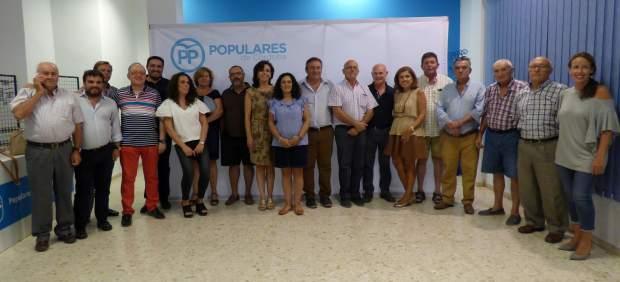 El PP celebra su congreso local de Fuente Palmera (Córdoba)