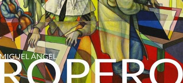 Cartel exposición de Ropero