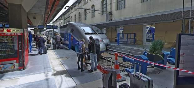 Estación de Saint-Charles de Marsella