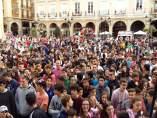 Público asistente a la Batalla de Maestros Regional