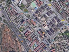 Barrio de La Coma, en Paterna