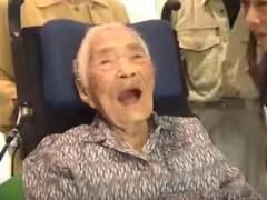 Muere a los 117 años la persona más vieja del mundo