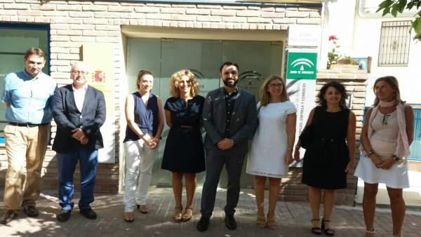 Nerja abre su nueva oficina del servicio andaluz de empleo for Oficina del sae
