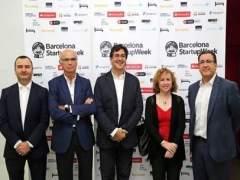Arranca otra edición de Barcelona StartupWeek