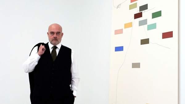 El artista portugués Pedro Cabrita Reis