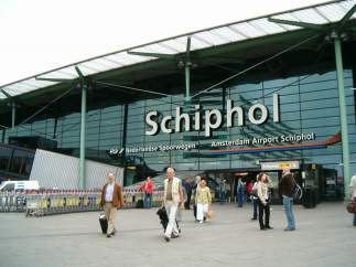Aeropuerto de Ámsterdam