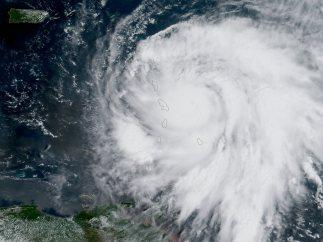 Detalles del huracán María