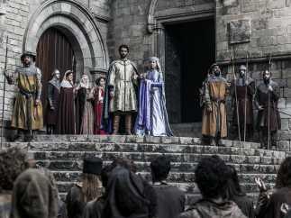 'La catedral del mar' llegará a Antena 3 a mediados de mayo
