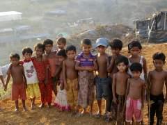 Unos 3.000 niños rohinyás sufren malnutrición severa en Bangladés