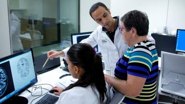 Investigación contra el alzhéimer