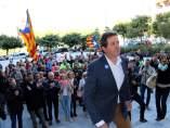 Alcalde de Oliana, Miquel Sala.