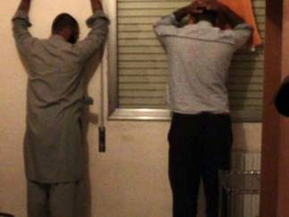 Paquistaní detenido por la Guardia Civil