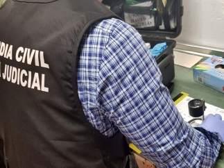 ' La Guardia Civil Desarticula Un Grupo Delictivo Organizado Dedicado Al Robo En