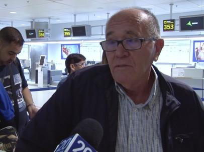 Hablan los afectados por las cancelaciones de Ryanair