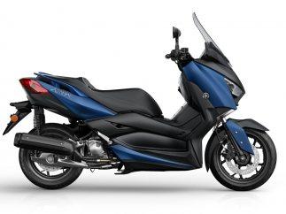 El X-MAX 125 de Yamaha incluye la tracción total en su próximo modelo